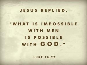 Luke 18-27